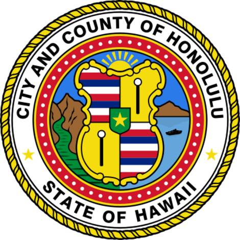 Honolulu County Seal