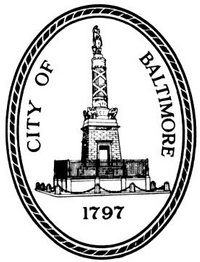 Baltimore, MD Seal