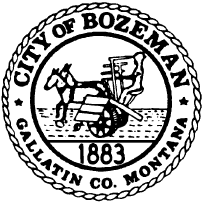 Bozeman, MT Seal