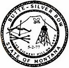 Butte-Silver Bow, MT Seal