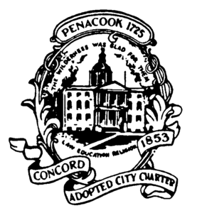 Concord, NH Seal