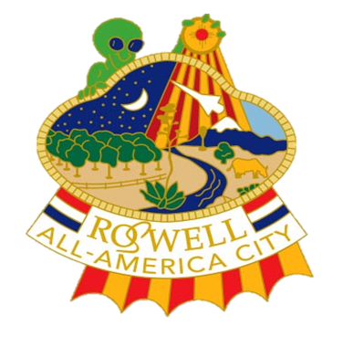 Roswell, NM Logo