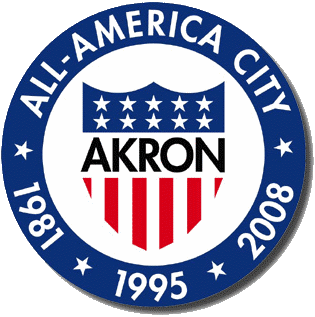 Akron, OH Seal