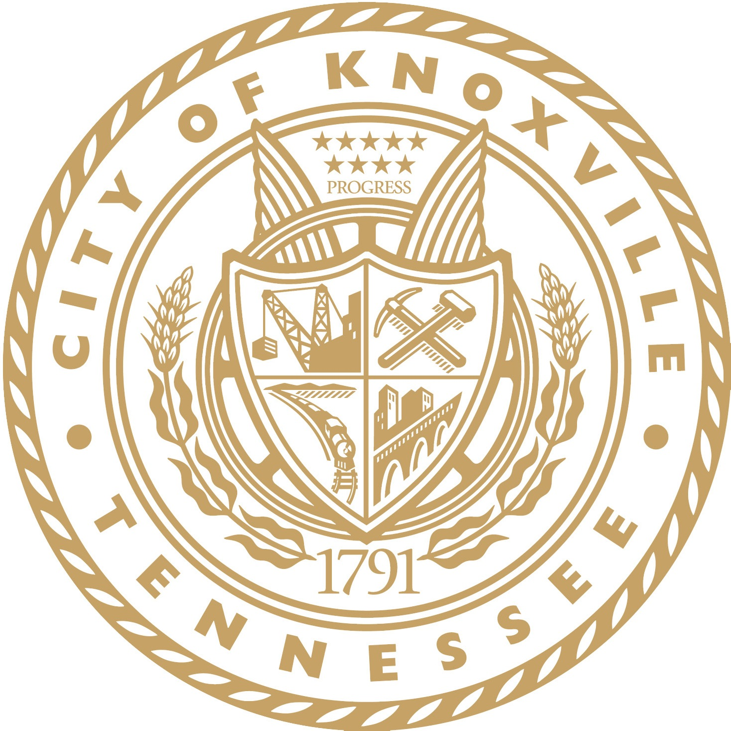 Knoxville, TN Seal