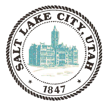 Salt Lake City, Utah Seal
